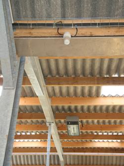 LED et projecteur à induction