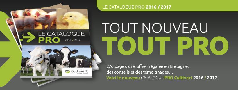 Illustration découvrez le e-catalogue 2016 - 2017 - cultivert