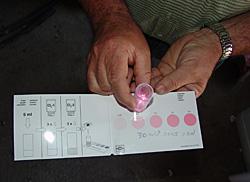 Le kit de contrôle
