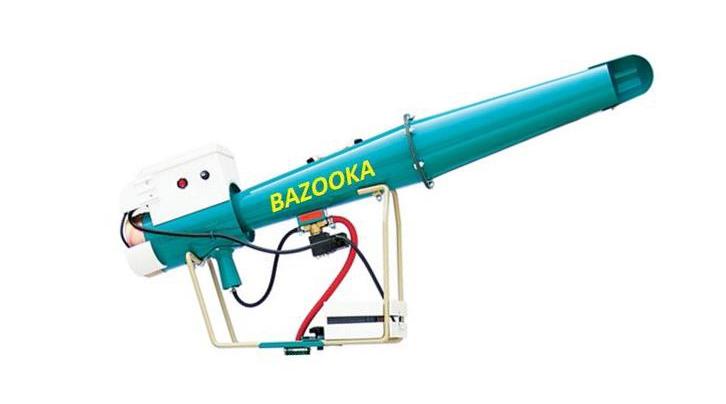 Canon à gaz effaroucheur Bazooka