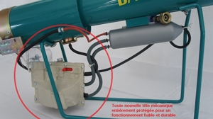 détonateur canon à gaz BAZOOKA DBS-MC mécanique