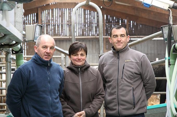 Bertrand et Sylvie Pansart accompagné de Stéphane Le Boulanger