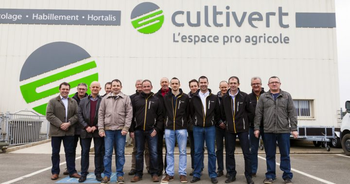 Equipe Cultivert Espcae Agricole