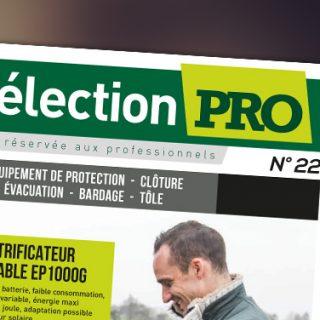 Couverture du Sélection Pro du mois