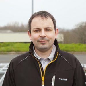 Julien Amiry technicien Cultivert